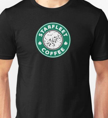 Starfleet Coffee Next Gen Blend Unisex T-Shirt