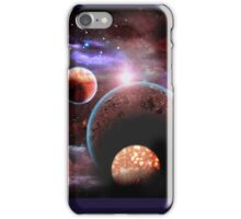 spaceXXXII iPhone Case/Skin