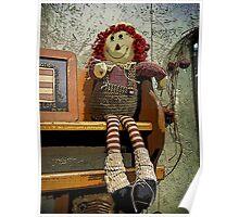 Raggedy Doll Poster