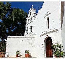 Mission San Diego de Alcala  Photographic Print