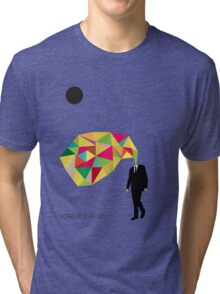 Homeless Brain Tri-blend T-Shirt