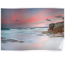 Cosy Corner, Bay of Fires Poster
