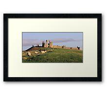 Castles and Colour Framed Print