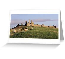 Castles and Colour Greeting Card