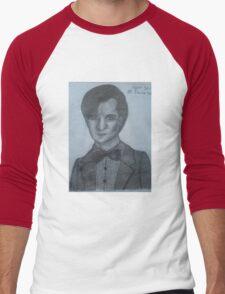 Matt Smith,The 11th Doctor Men's Baseball ¾ T-Shirt