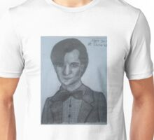 Matt Smith,The 11th Doctor Unisex T-Shirt