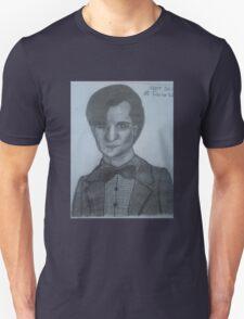 Matt Smith,The 11th Doctor T-Shirt