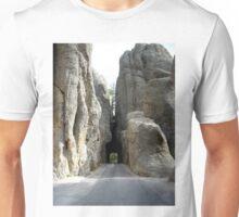 Needles Highway, South Dakota Unisex T-Shirt