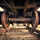 across the tracks by ArthakkerHDR