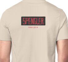 RIP Harold Ramis aka Egon Spengler GHOSTBUSTERS Unisex T-Shirt