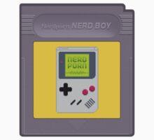 NERD BOY CARTRIDGE by nerdporn