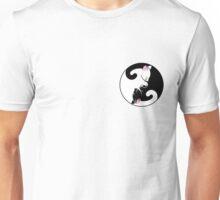 Cat|Yin Yang Unisex T-Shirt