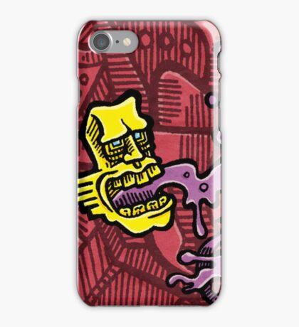 Graffiti Breath iPhone Case/Skin