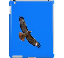 Red Tail, Blue Sky - iPad iPad Case/Skin