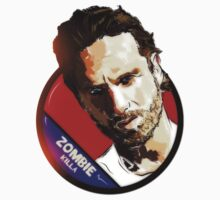 The Walking Dead, Rick Grimes by konart