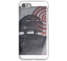 Robot Bulls-Eye iPhone Case/Skin