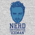 "Jesse ""Iceman"" Pinkman by NerdUniversitee"