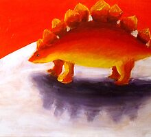 Tinysaur by Sarah Frick