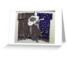 Robert Johnson King of the Delta Blues Greeting Card