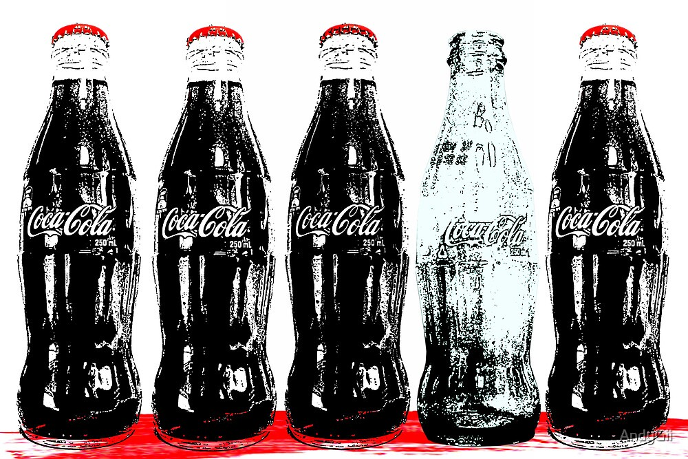 Coke by AndyGii