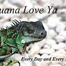 Iguana Love Ya! by Polly Peacock