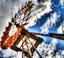 Harnessing the Wind by Ray Chiarello