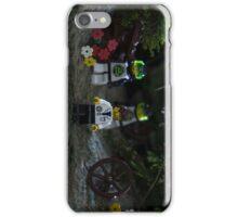 Mr Lego men  iPhone Case/Skin