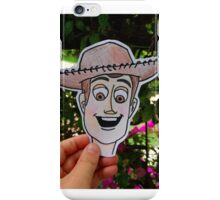 Woody Case iPhone Case/Skin