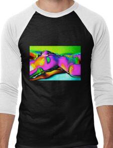 Just Gelling 4 Men's Baseball ¾ T-Shirt