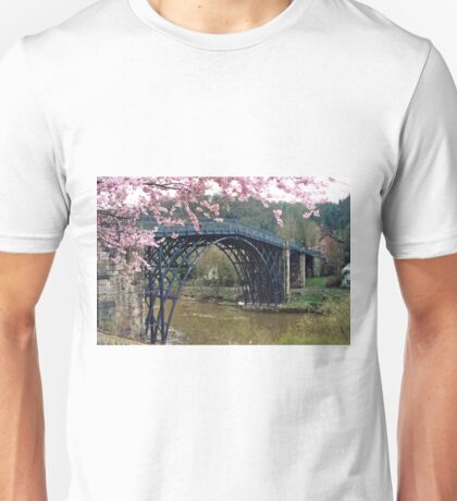 Ironbridge, Shropshire Unisex T-Shirt