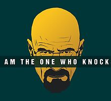 "Breaking Bad ""I Am The One Who Knocks"" by mhykel"