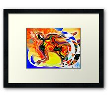 Rectified Reality Framed Print