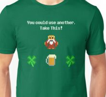 St. Patrick's Day in Hyrule Unisex T-Shirt