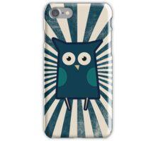 Retro Owl iPhone Case/Skin