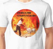 Huggies Fire Unisex T-Shirt