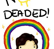 Sherlock- NOT DEADED! by Farhana Bashar
