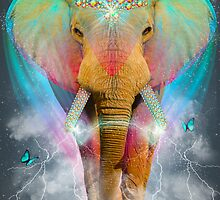 Nothing Is So Strong As Gentleness (Neon Elephant v. I) by soaringanchor