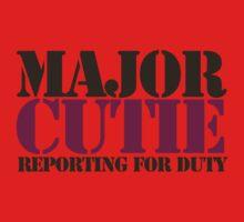 Major Cutie One Piece - Short Sleeve