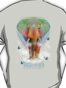 Nothing Is So Strong As Gentleness (Neon Elephant v. I) T-Shirt