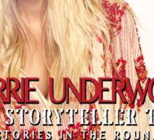 Carrie Underwood The Storyteller Tour 2016 AM1 Sticker