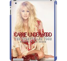 Carrie Underwood The Storyteller Tour 2016 AM1 iPad Case/Skin