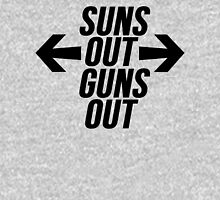 Suns Out, Guns Out Unisex T-Shirt