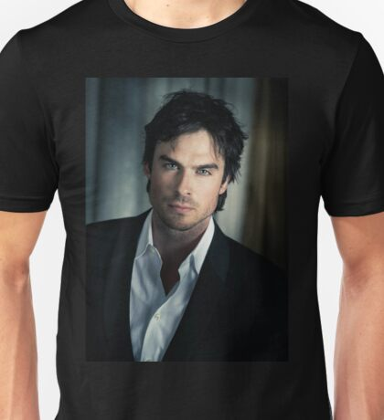 Ian Somerhalder Damon Salvatore Unisex T-Shirt