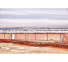 Wasaga in the Winter Photographic Print