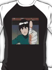 Rock lee naruto T-Shirt