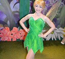 Tinkerbell by AngelaHRey