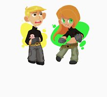 Kim Possible and Ron Stoppable chibi T-shirt Unisex T-Shirt