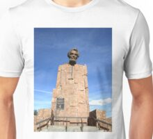 Lincoln Monument, IS80 Wyoming, USA Unisex T-Shirt