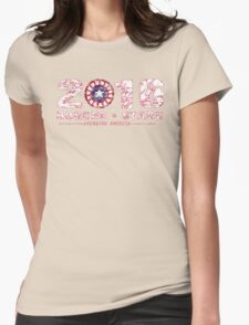 Rogers & Stark: 2016 Womens Fitted T-Shirt