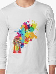Gumballs & Gumballs & Gumballs Long Sleeve T-Shirt